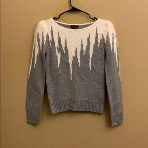 Topshop angora blend sweater